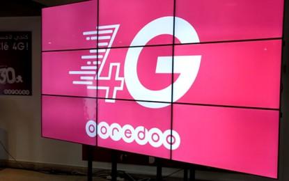 Ooredoo dévoile les tarifs de son offre 4G