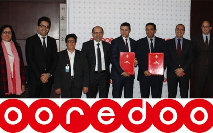 Ooredoo et Innorpi nouent un partenariat innovant