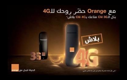 Orange Tunisie lance les clés 4G à partir de ce mois