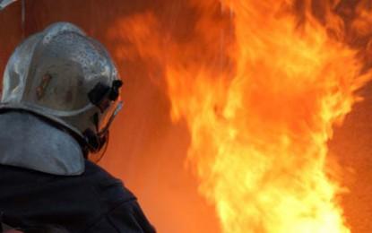 Ben Arous : Importants dégâts dans l'incendie d'usine de filtres à huile