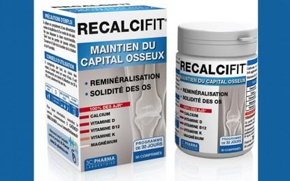 Mise en garde contre l'utilisation du complément alimentaire Recalcifit