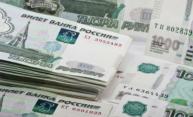 Rouble-russe
