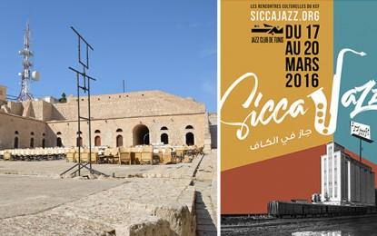 Festival : Sicca Jazz du 17 au 20 mars au Kef
