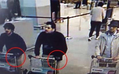 Attentat de Bruxelles : Les autorités diffusent la photo de suspects