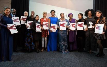 Les lauréates des Trophées New African Woman 2016