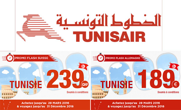Tunisair-Offre-Suisse-Allemagne