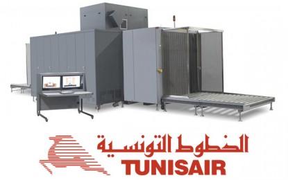 Tunisair Fret fait acquisition d'un grand scanner de marchandises