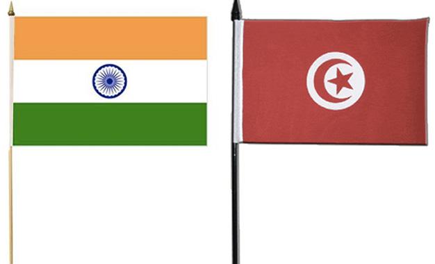 Tunisie-Inde