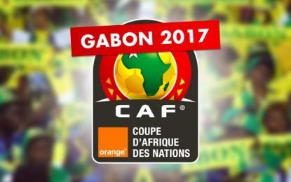 Sport-Foot : Les 16 qualifiés à la CAN2017 au Gabon