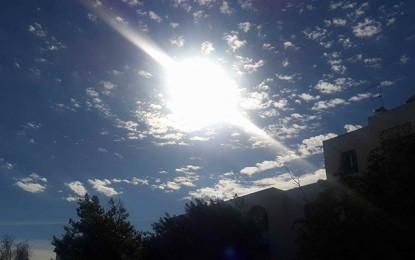 Météo : Soleil et température en hausse jusqu'à samedi