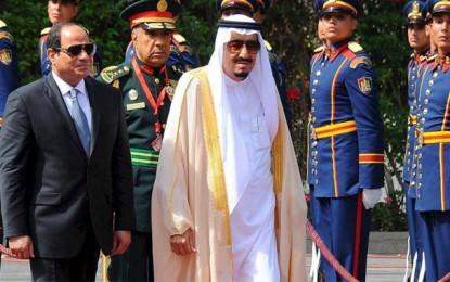 L'Egypte cède deux îles à l'Arabie saoudite