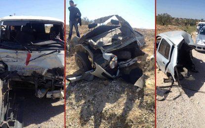 Accident à Sousse : 9 blessés dont 1 grave