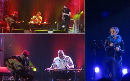 Jazz à Carthage by Ooredoo : Tosca et les frères Mraihi au paradis des sons