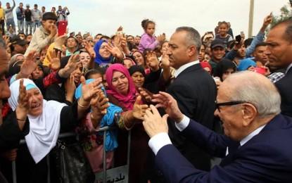 Caïd Essebsi a fait un rêve : Ben Guerdane, capitale de la Tunisie