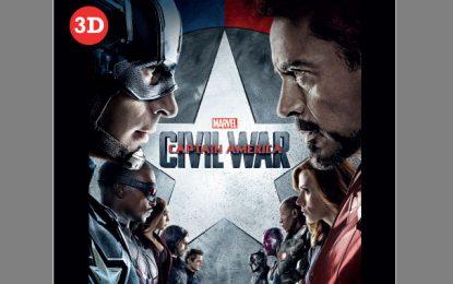 ''Captain America'' sort en salle à Tunis le 6 mai prochain