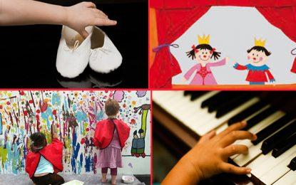 Education : Les artistes investiront les écoles cet été