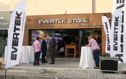 Evertek lance les smart TV chez Evertek Store