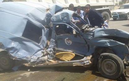 Gabès : Un mort dans un accident de la route