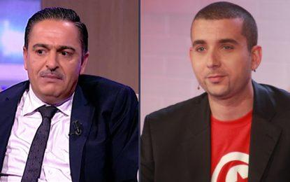 Le SNJT solidaire avec Haythem El Mekki contre Chafik Jarraya