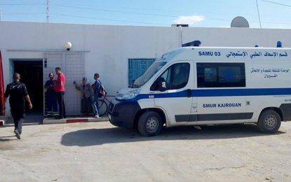 Kairouan : Agression d'un policier et d'un agent de l'hôpital des Aghlabides