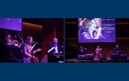 Concert : Leila Hejaiej, une étoile sur la baie de Java