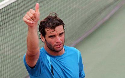 Tennis-Tournoi de Zhuhai : Malek Jaziri en quarts de finale