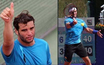 ATP de Barcelone : Malek Jaziri en ¼ de finale