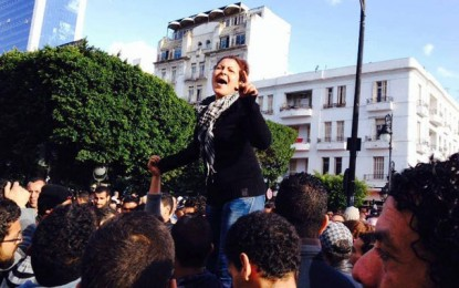 Protestation sociale : Jusqu'où peut aller le Front ?