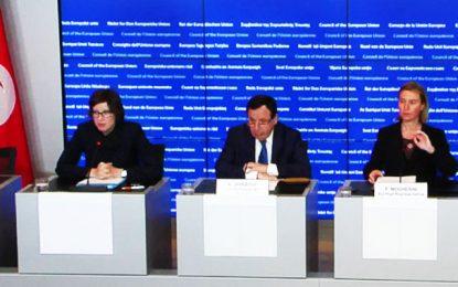 Mogherini : Le soutien à la Tunisie est nécessaire à la sécurité de l'Europe