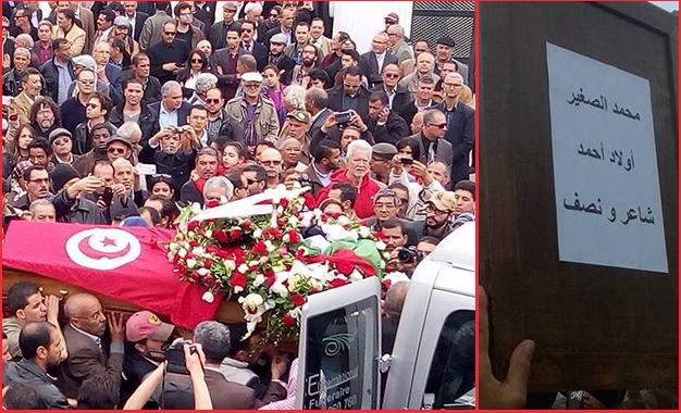 La Tunisie accompagne Ouled Ahmed à sa dernière demeure Ouled-Ahmed-Jellaz