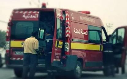 Ben Arous : Six blessés suite à une explosion de gaz