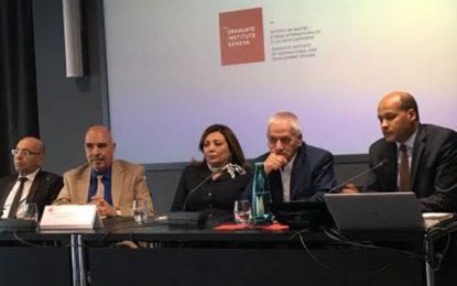 Le Quartet débat de la transition démocratique à Genève