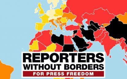 Liberté de la presse: La Tunisie en tête du monde arabe