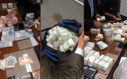 Sfax : Un homme arrêté en possession de devises estimées à 3,8 MD