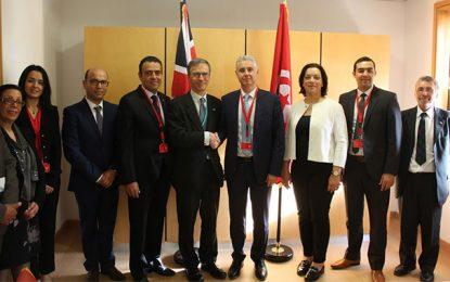 Le Premier ministre Cameron veut relancer les échanges avec la Tunisie