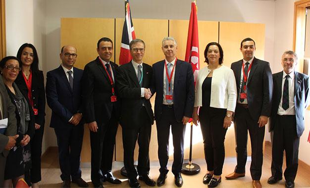 Le premier ministre cameron veut relancer les changes for Chambre commerce tunisie
