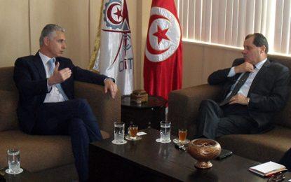 Vers la tenue d'un forum économique tuniso-britannique régulier