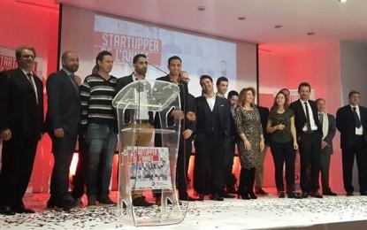 Bilan de la 1ère session du challenge « Startupper de l'année par Total »