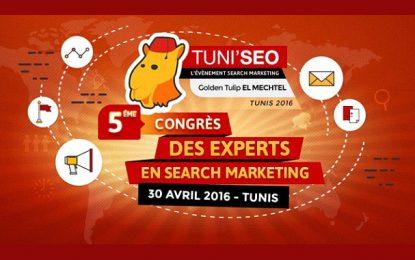 Tuni'SEO 2016, le 5e congrès des experts en search marketing