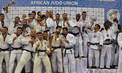 Judo: La Tunisie championne d'Afrique dames et messieurs Tunisie-championnat-Afrique-Hommes