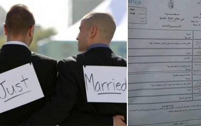Un célibataire se découvre marié à un homme… sur son bulletin d'état civil!