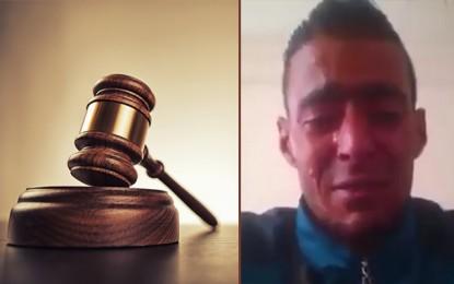 Accusé à tort du viol d'une femme de 80 ans, sa vie est un enfer