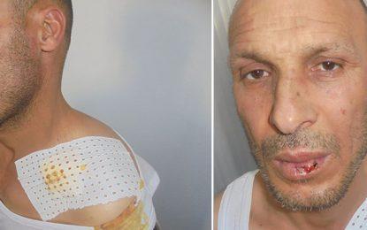 Kasserine : Un policier poignardé par 3 cagoulés