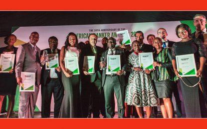 Lauréats des Trophées African Banker 2016