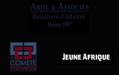 Promotion du plan de développement: Accord signé avec Arjil & Associés