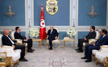 Ridha Belhaj perd son procès contre Hafedh Caid Essebsi