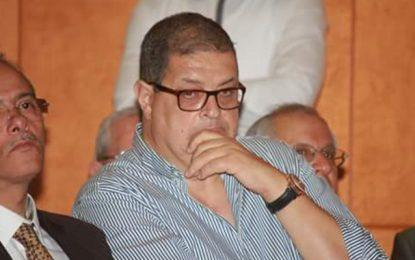 Belhajamor quitte Machrou Tounes à cause du «phénomène Marzouk»