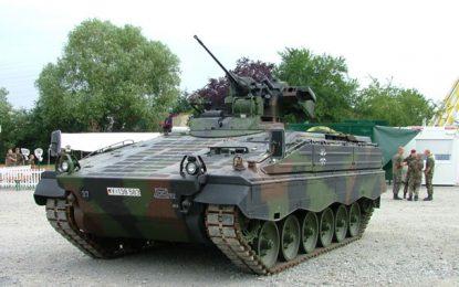 Défense: L'Allemagne aide la Tunisie à se doter de blindés Marder