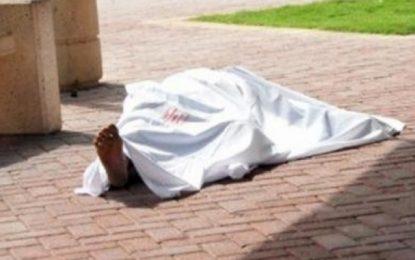 Nabeul : Découverte d'un corps non identifié