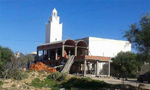 Djerba-Mosquee-Construction